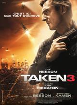 Affiche de Taken 3 (2015)