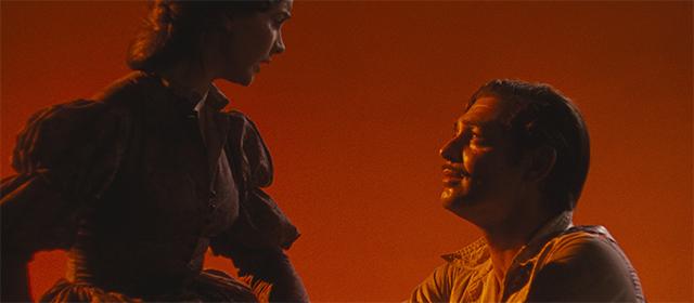 Vivien Leigh et Clark Gable dans Autant en emporte le vent (1939)