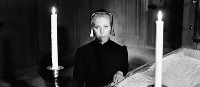 Lisbeth Movin dans Jour de colère (1943)