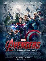 Affiche d'Avengers : l'ère d'Ultron (2015)