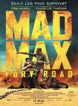 Affiche de Mad Max : Fury Road (2015)