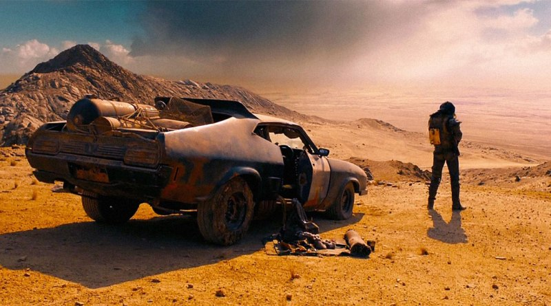 Mad Max : Fury Road (2015)