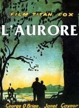 Affiche de L'Aurore (1927)