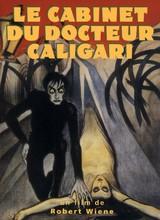 Affiche du Cabinet du Docteur Caligari (1920)