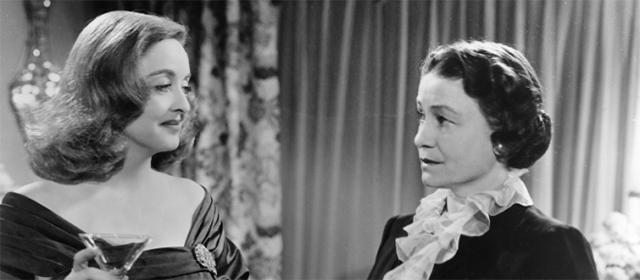 Bette Davis et Thelma Ritter dans Eve (1951)