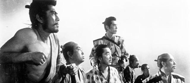 Les Sept Samouraïs (1954)