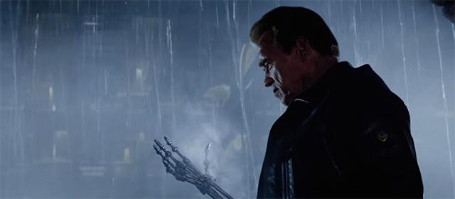Arnold Schwarznegger dans Terminator : Genisys (2015)