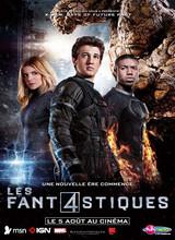 Affiche de Les 4 Fantastiques (2015)
