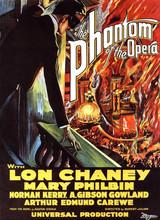 Affiche de Le Fantôme de l'Opéra (1925)