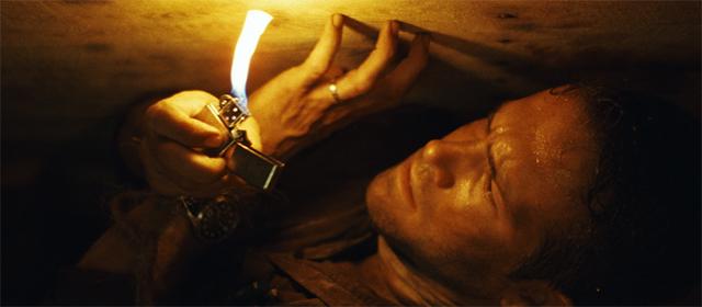 Ryan Reynolds dans Buried (2010)