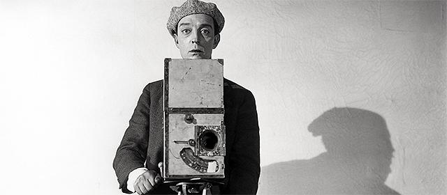Buster Keaton en 1928