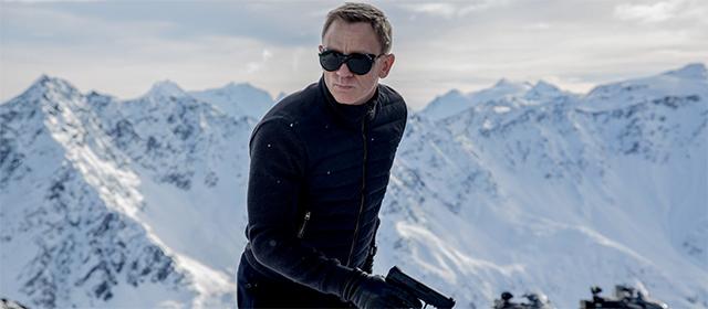 Daniel Craig dans 007 Spectre