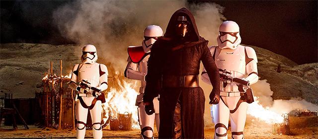 Star Wars Episode VII : Le Réveil de la Force (2015)