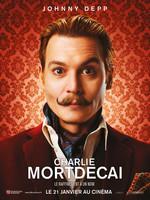 Affiche de Charlie Mortdecai (2015)