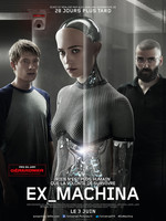 Affiche d'Ex Machina (2015)