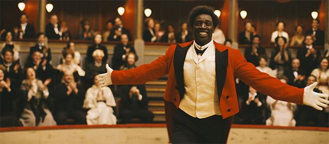 Omar Sy dans Chocolat (2016) © Madarin Cinéma - Gaumont