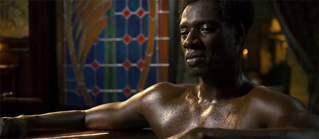 Omar Sy dans Chocolat (2016)