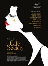 Affiche de Café Society (2016)