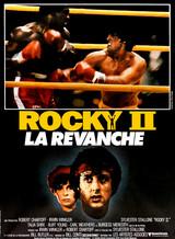 Affiche de Rocky II (1979)