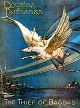 Affiche de Le Voleur de Bagdad (1924)