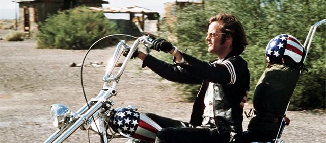 Peter Fonda dans Easy Rider (1969)
