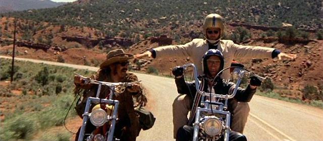 Easy Rider Analyse 75
