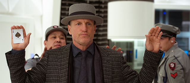 Woody Harrelson dans Insaisissables 2 (2016)