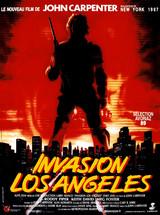 Affiche d'Invasion Los Angeles (1988)