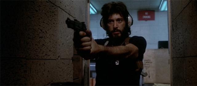 Al Pacino dans Serpico (1973)