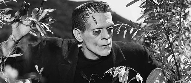 Boris Karloff dans Frankenstein (1931)