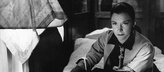 Maria Casarès dans Orphée (1950)
