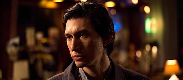 Adam Driver dans Paterson (2016)