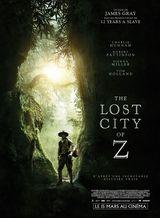 Affiche de The Lost City of Z (2017)