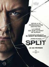Affiche de Split (2017)