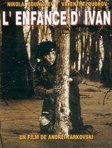 Affiche de L'Enfance d'Ivan (1962)