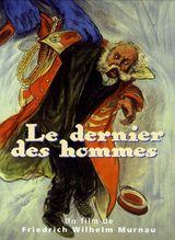 Affiche de Le Dernier des Hommes (1924)