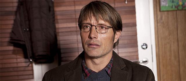 Mads Mikkelsen dans La Chasse (2012)