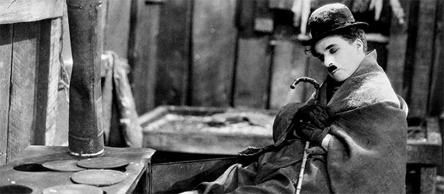 Charlie Chaplin dans La Ruée vers l'Or (1925)