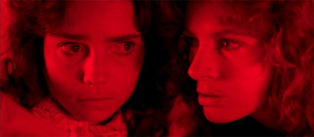 Jessica Harper et Stefania Casini dans Suspiria (1977)