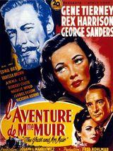Affiche de L'Aventure de Mme Muir (1947)