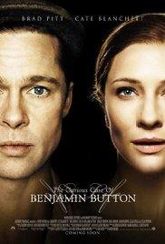 Affiche de l'Etrange Histoire de Benjamin Button (2008)