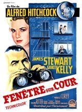 Affiche de Fenêtre sur Cour (1954)
