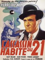Affiche de L'Assassin habite au 21 (1942)
