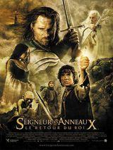 Affiche du Seigneur des Anneaux : Le Retour du Roi (2003)