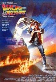 Affiche de Retour vers le Futur (1985)
