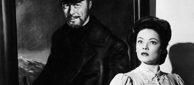 Gene Tierney dans L'Aventure de Mme Muir (1947)