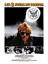 Affiche des 3 Jours du Condor (1975)