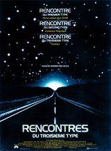 Affiche de Rencontres du Troisième Type (1977)