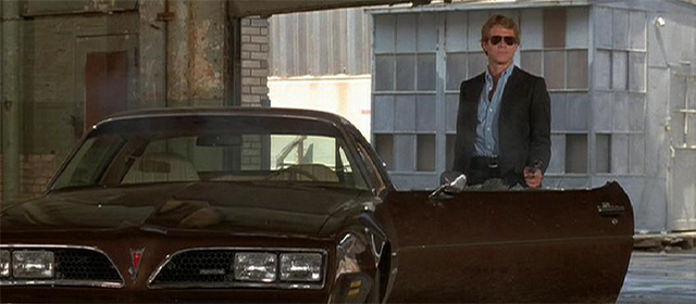Ryan O'Neal dans Driver (1978)