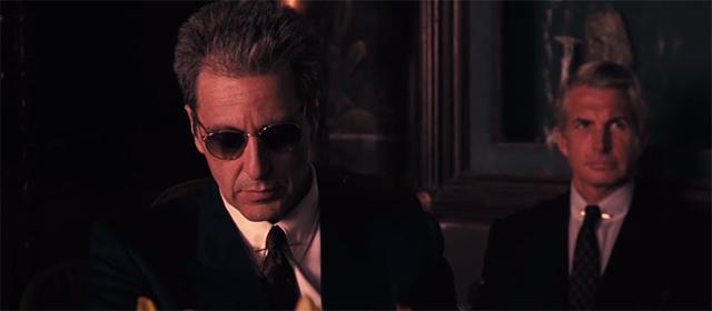 Al Pacino dans Le Parrain : 3e Partie (1990)